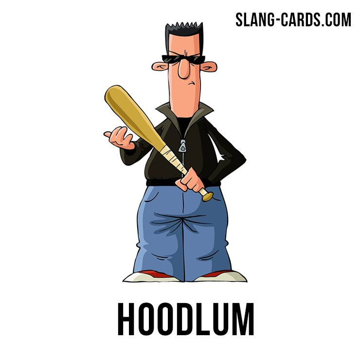 what does the word hoodlum mean