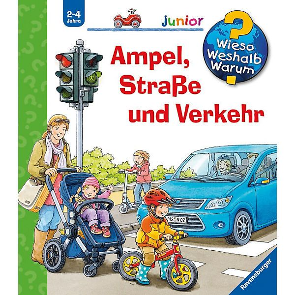 Www Junior Ampel Strasse Und Verkehr Kinderbucher