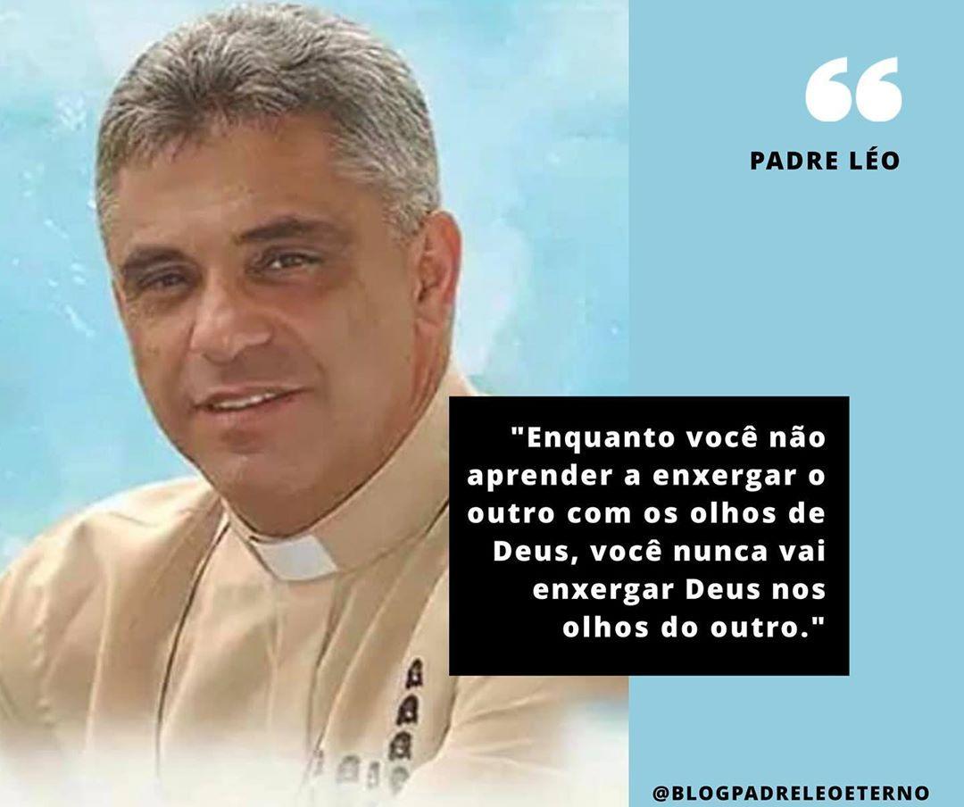 Blog Padre Léo Eterno On Instagram Enquanto Você Não