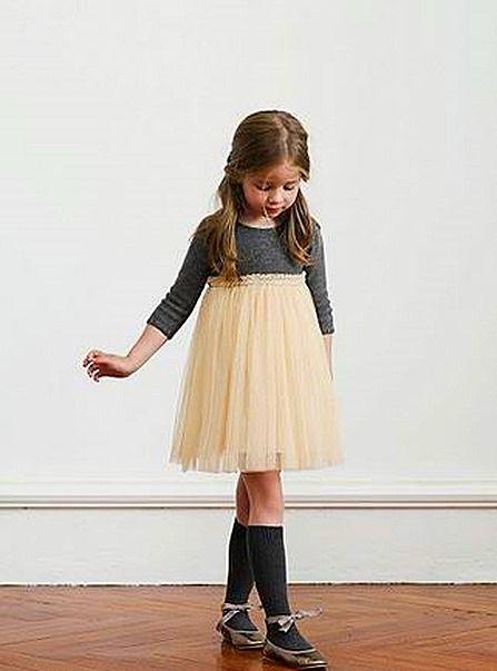 vestidos para nias de nanos