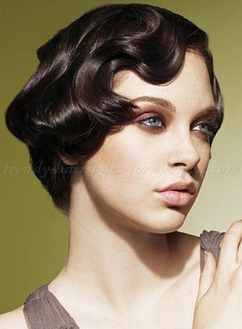 vintage bridal hairstyles short