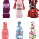 Love them! Drinking in style :P   Coca Cola's Tribute to Fashion