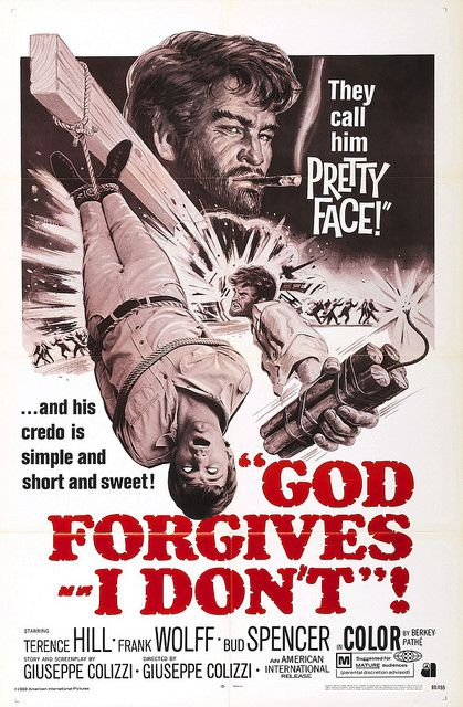God Forgives I Don T 1967 God Forgives Spaghetti Western