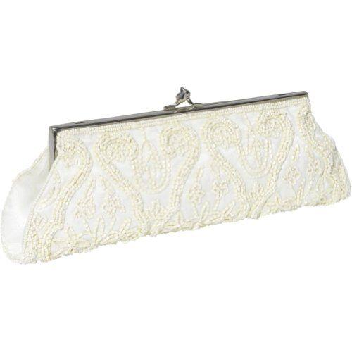 Moyna Handbags Beaded Evening Clutch From