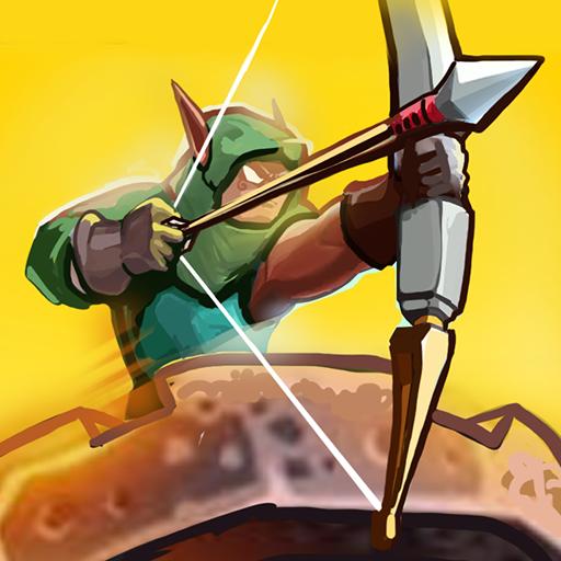 King Of Defense Battle Frontier v1.3.49 (Mod Apk) in 2020
