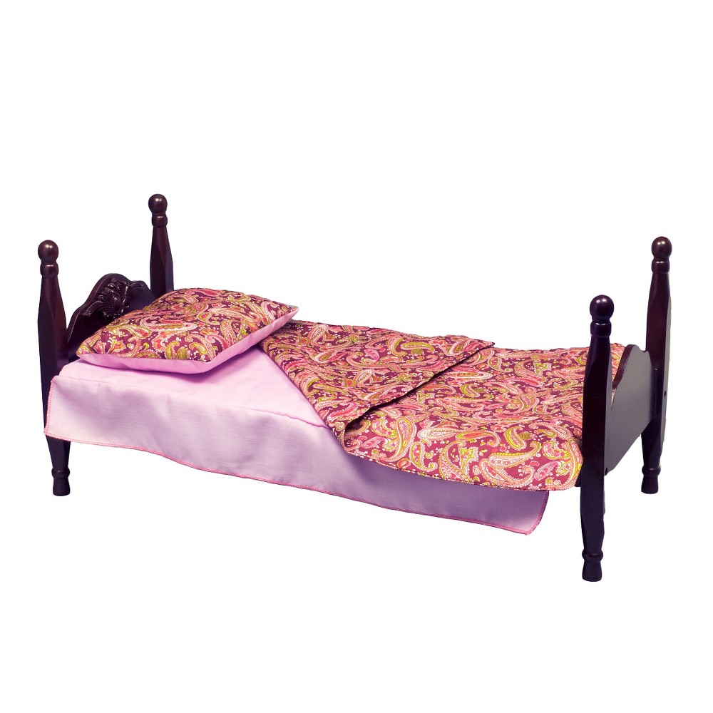 The Queen S Treasures 18 Inch Doll Furniture Single Stackable Bed