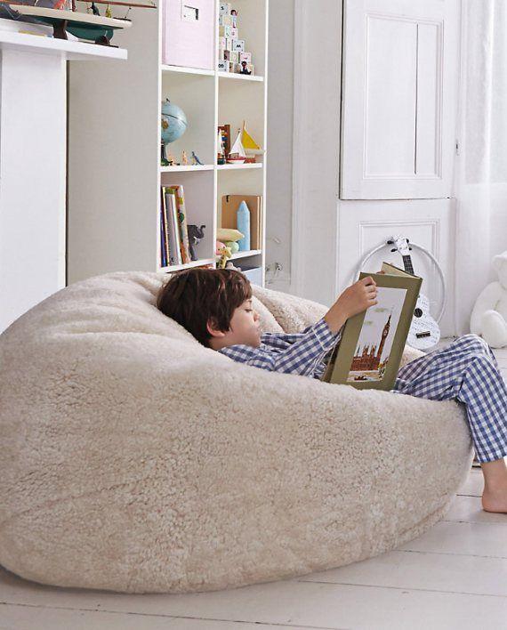 Remarkable The White Company Sheepskin Beanbag Standard Dont Make Ncnpc Chair Design For Home Ncnpcorg