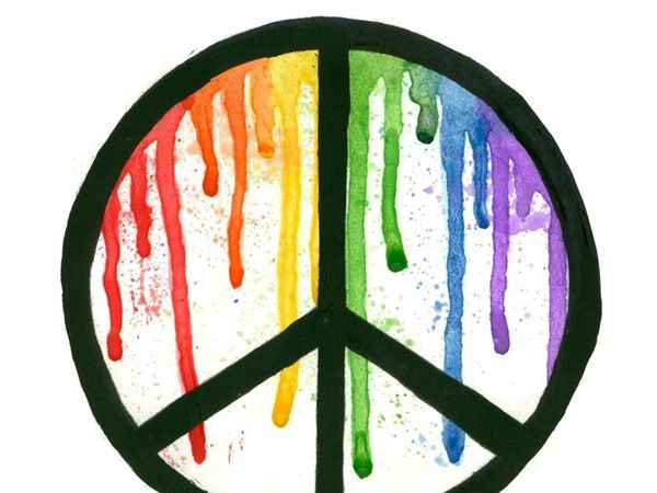Background Designs Peace Sign Background Designs Peace