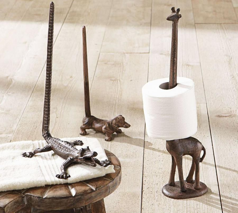 Giraffe Toilet Paper Holder Cool Ideas Pinterest Bathroom