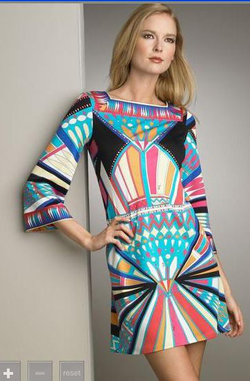 Emilio Pucci Dress Always In Style