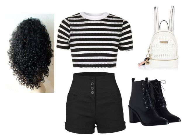 """""""Untitled #331"""" by happygirlavenue on Polyvore featuring Topshop, LE3NO, Zimmermann and River Island"""
