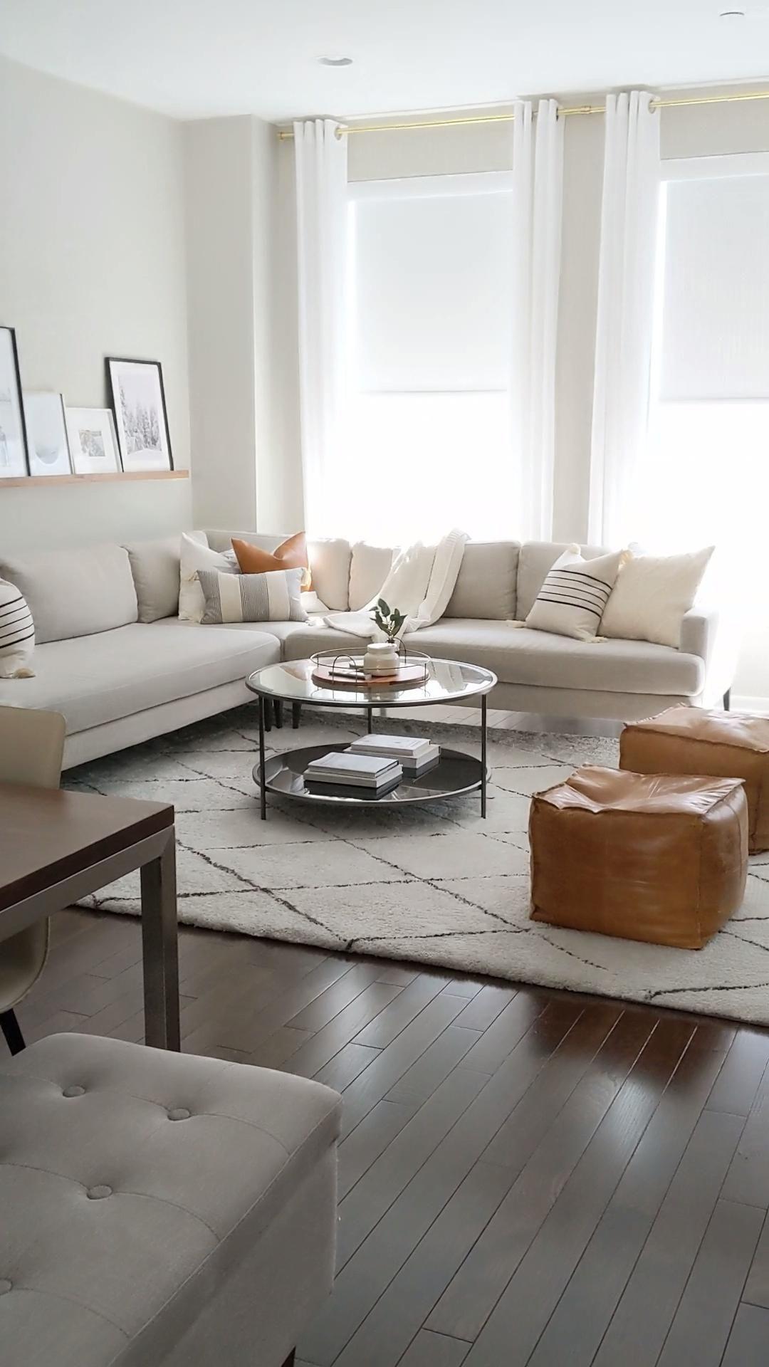 Photo of Modern Minimal Living Room