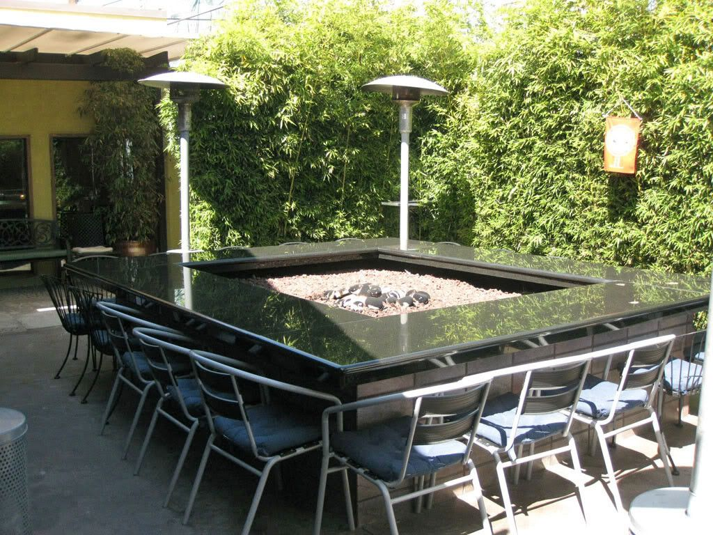 Outdoor Fire Pit Dining Table Cool Fire Pits Outdoor Fire Pit