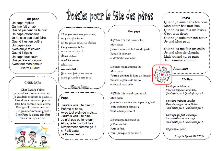 bricolages fete des peres - Recherche Google   poésies fêtes des ... cc70a43d81f
