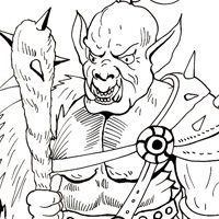 Mythical Creatures Coloring Pages - Bing Images | fan lounge ...