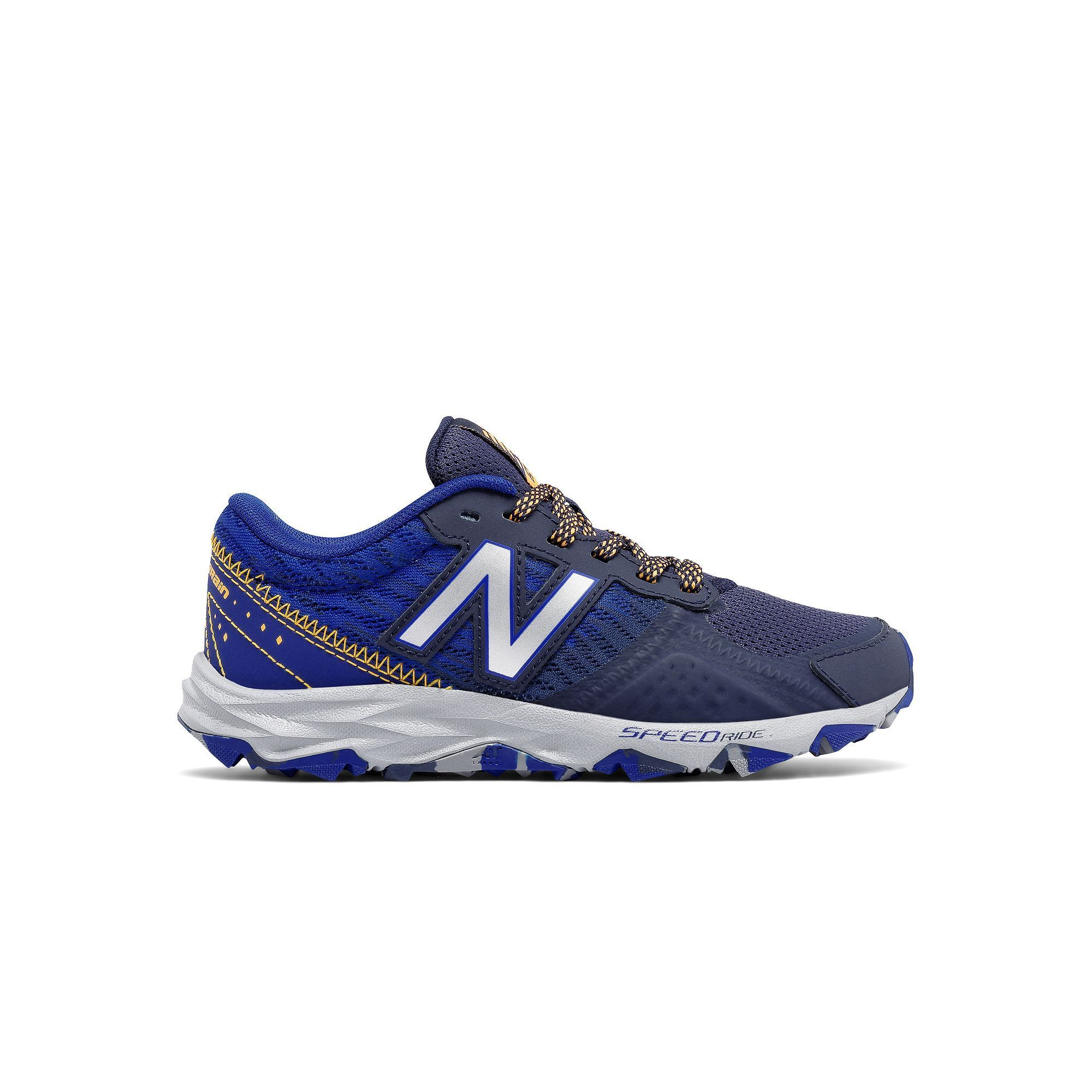 New Balance 690 v2 Boys' Trail Running Shoes, Boy's, Size