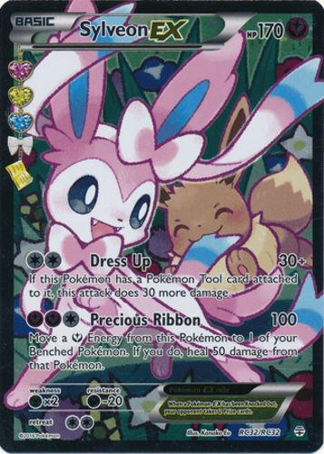 Radiant Collection RC30//RC32 Gardevoir EX Rare Ultra Holo Mint Pokemon Card