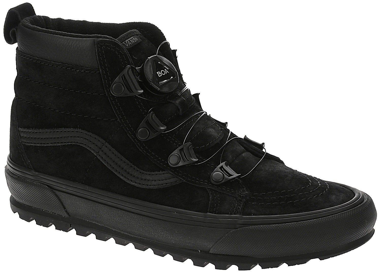 Buty Vans Sk8 Hi Mte Boa Mte Black Blackcomb Shop Pl Vans Sk8 Vans Black Sneaker