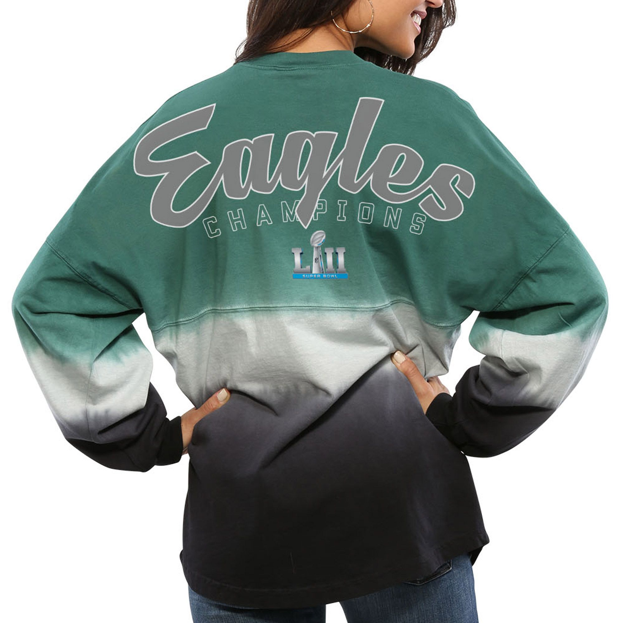 8dde6250 Womens Eagles Super Bowl T Shirt