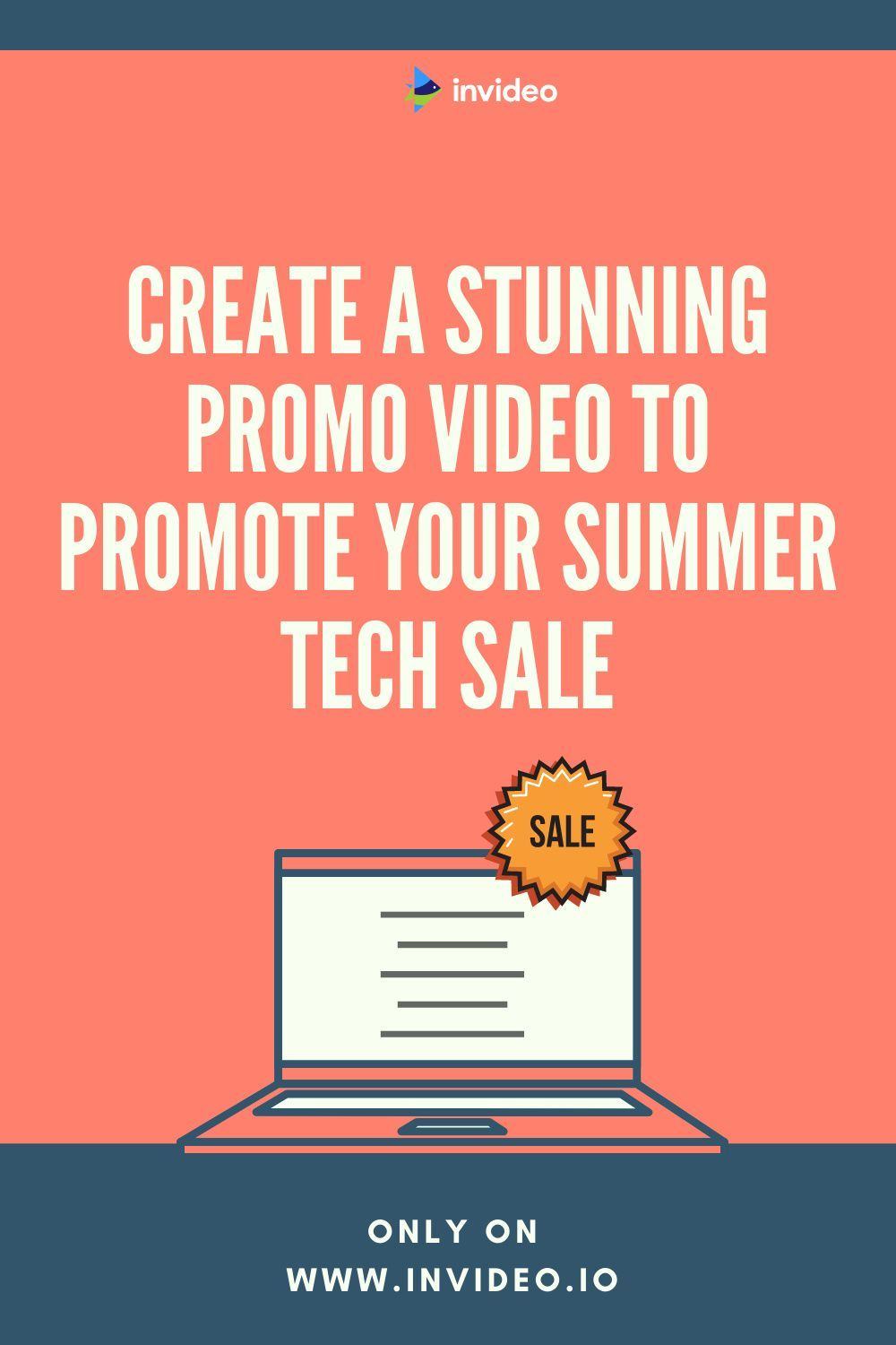 Sales Ad Video Template Online Video Editor Promo Videos Video Template Video Online