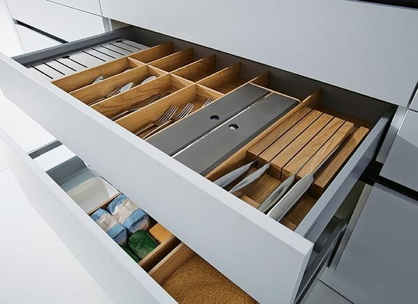 stay organised in your kitchen with our drawer inserts from schuller keuken idee pinterest. Black Bedroom Furniture Sets. Home Design Ideas