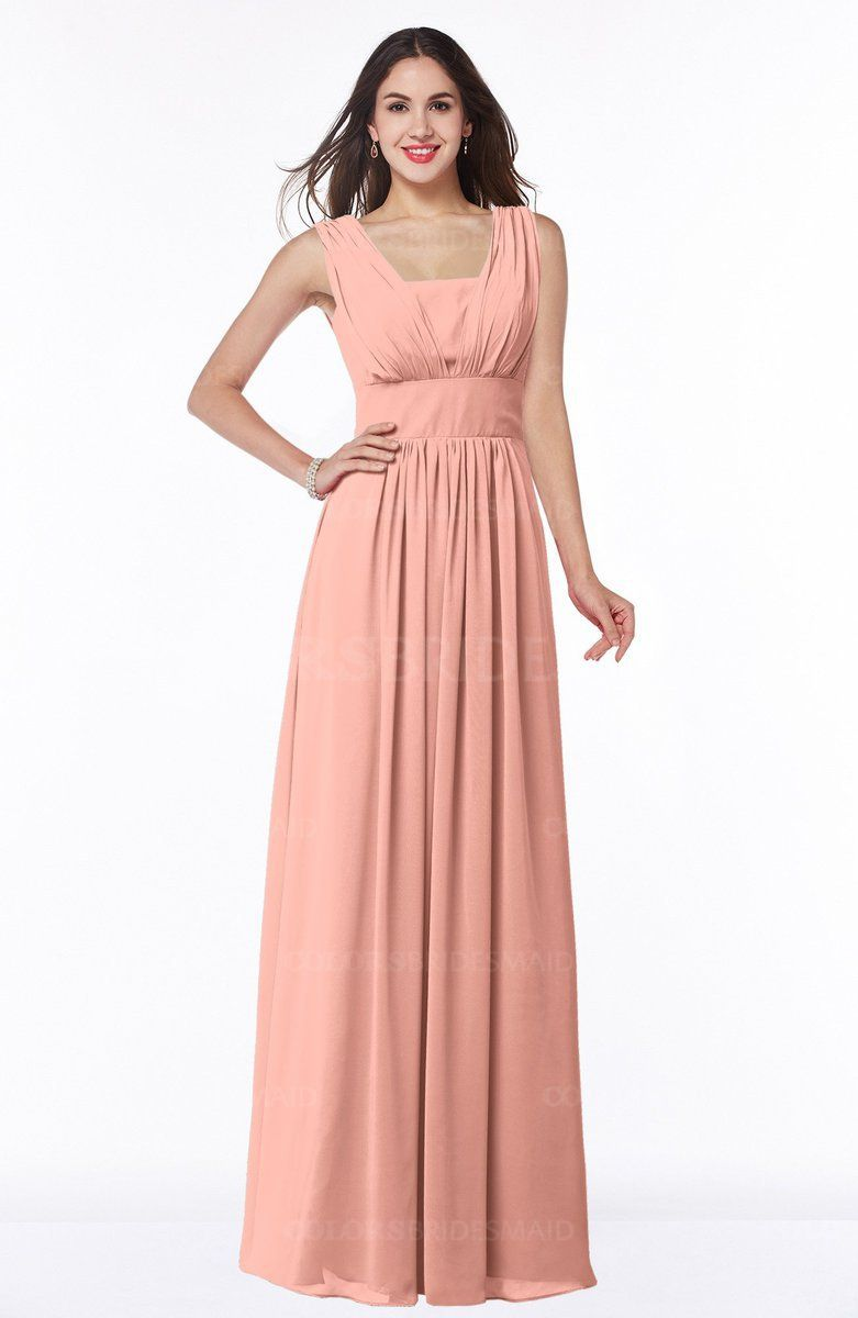 ColsBM Patricia - Silver Pink Bridesmaid Dresses | Pinterest