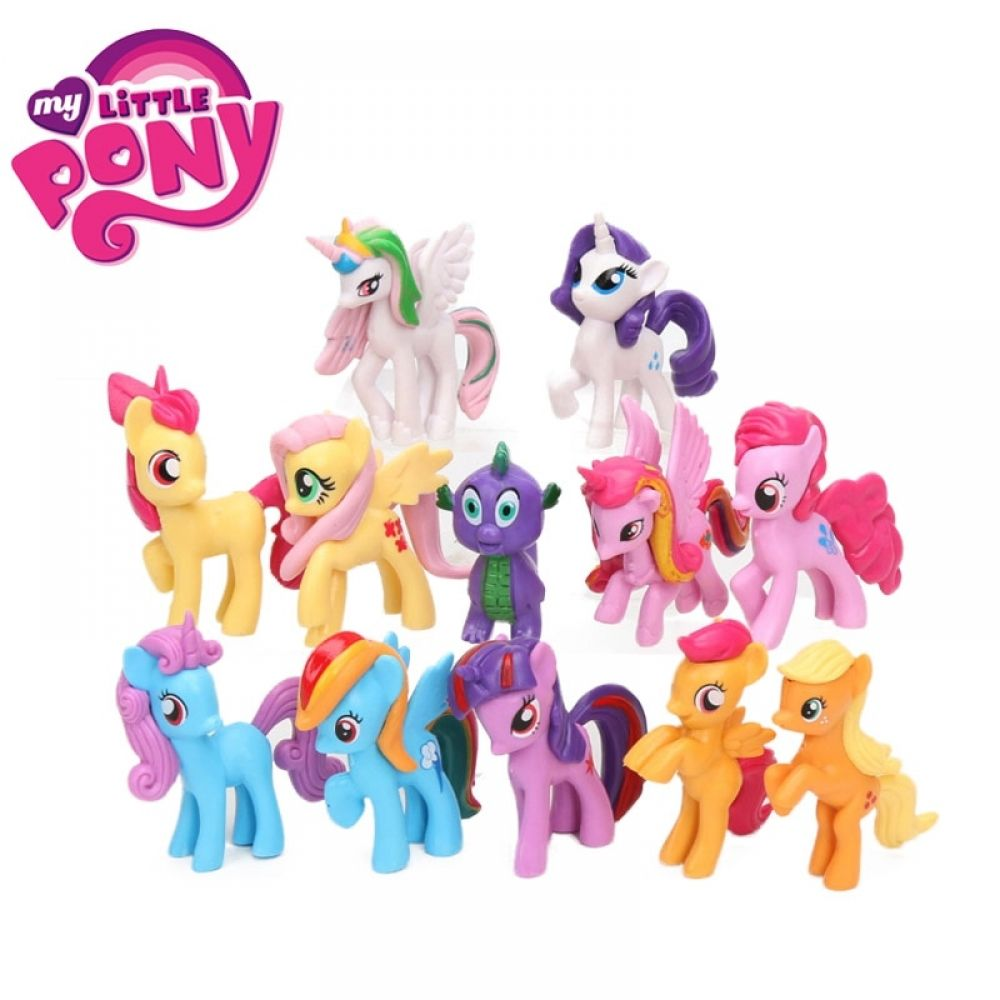 My Little Pony Rainbow Dash Rockin Music Class Equestria Minis