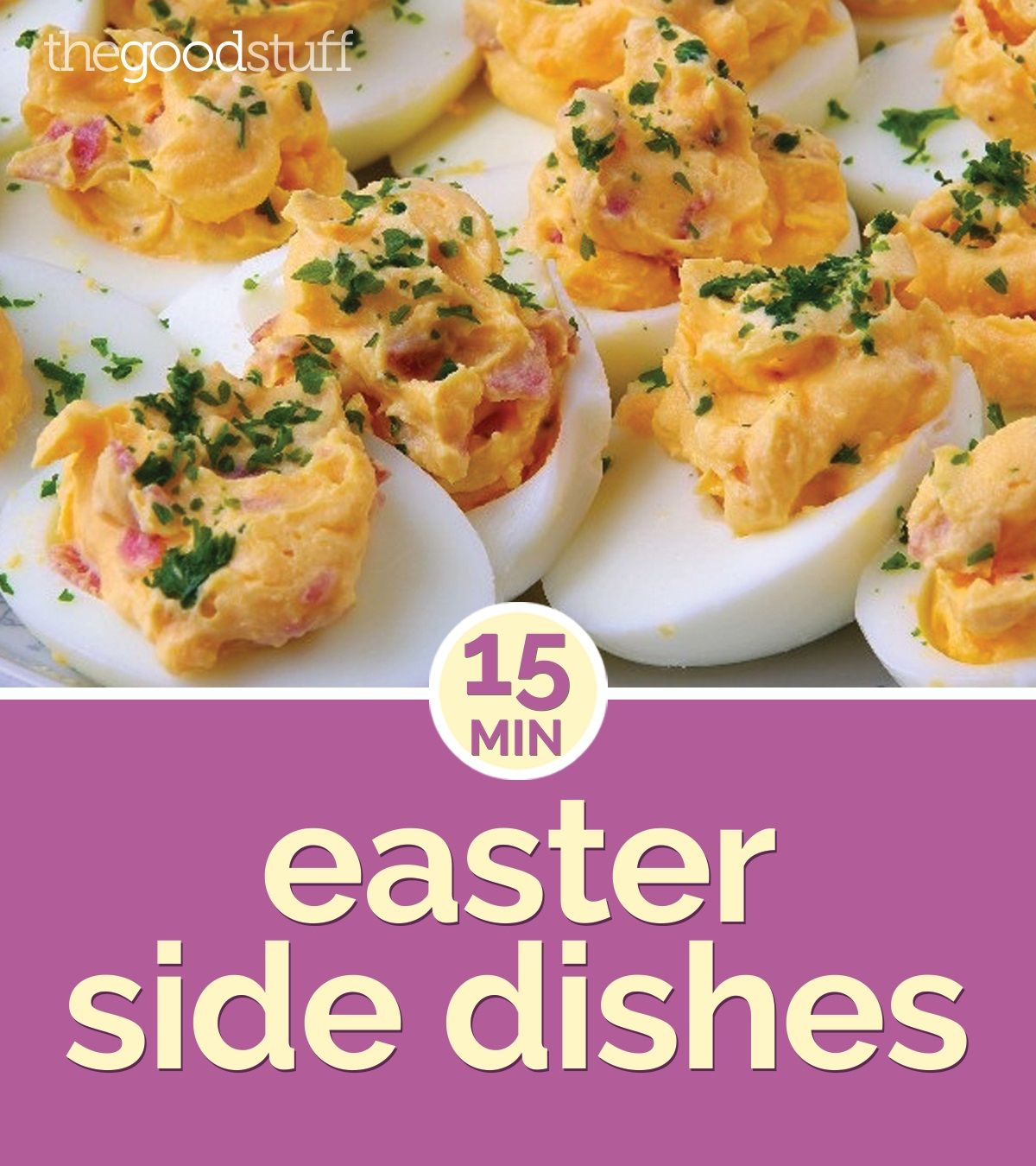 Easy side dish recipes for easter