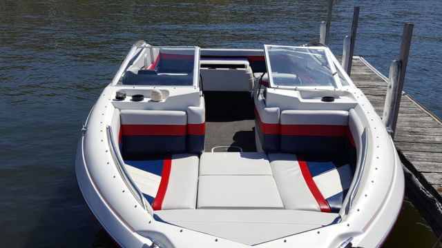 1990 Bayliner Capri 2250 Boat Interior Boat Restoration Pontoon Boat