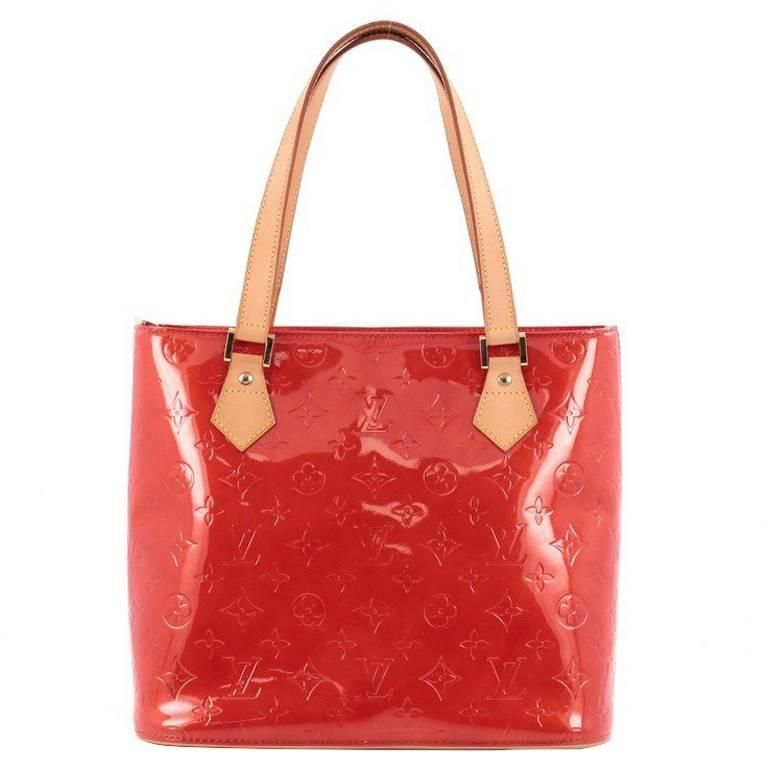 6e0c67302dac louis vuitton houston handbag monogram vernis at 1stdibs