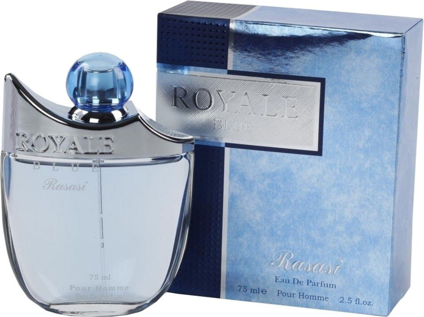 Rasasi Royale Blue Edp Perfume For Men 75ml With Images