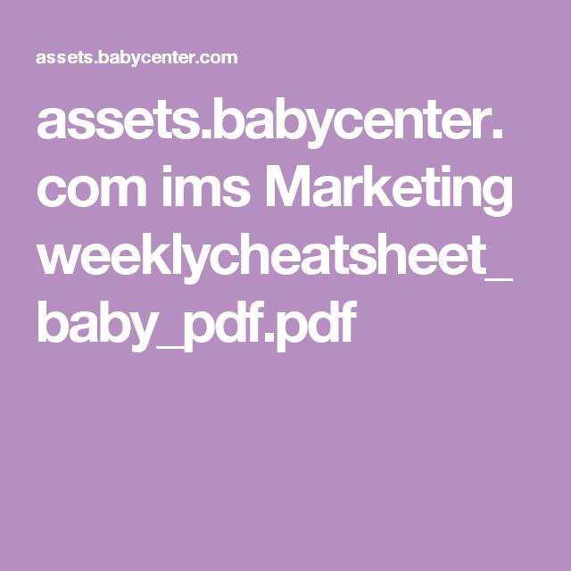 Pin on babycenter