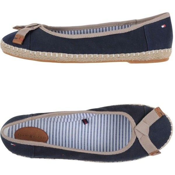 aaeda08622d43e Tommy Hilfiger Espadrilles ( 95) ❤ liked on Polyvore featuring shoes