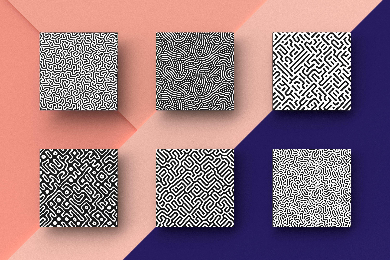 Organic Patterns 50 trendy textures in 2020 Organic
