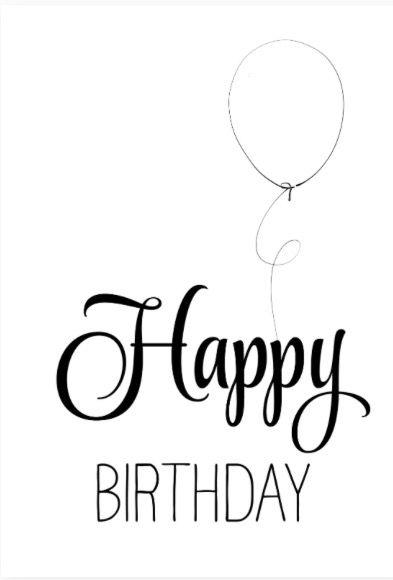 Pin by Pao Miren on HBDAY Pinterest Happy birthday, Birthdays