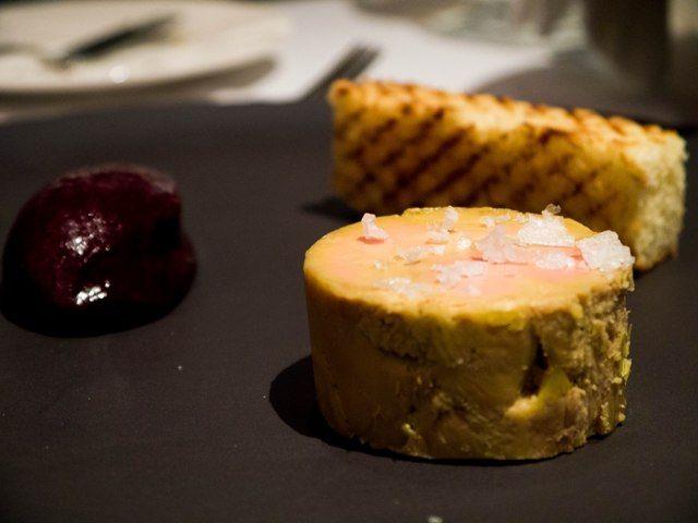 NOLTIA Foie gras marynowana w porto