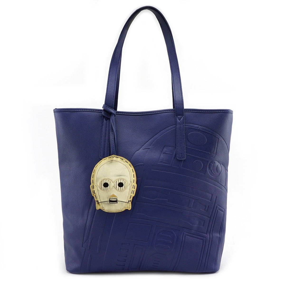 18e54b545553 Loungefly x Star Wars R2-D2 Debossed Tote Bag - Totes - Bags