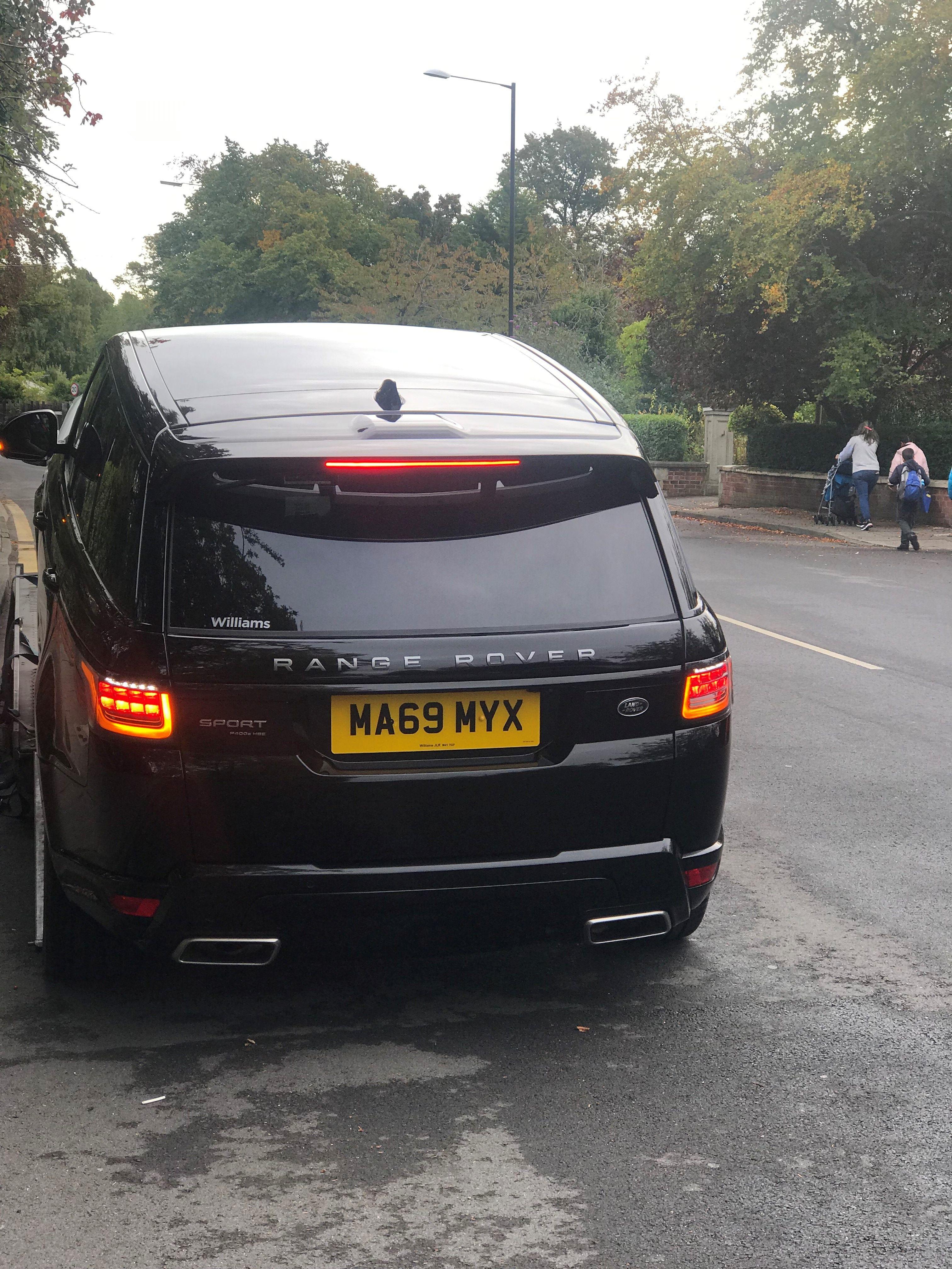 Range Rover Phev Land Rover Range Rover Sport Car Lease