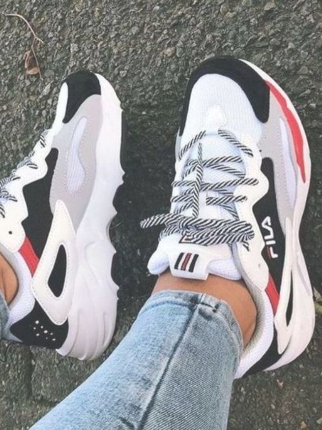 Chunky Tennis Shoes | Chunky Sneakers | Dad Shoes #Sneakers
