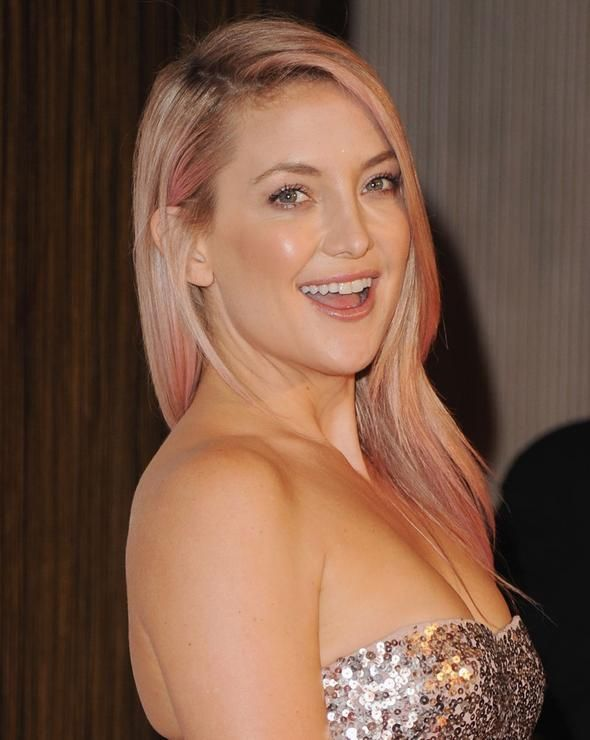 5 Tips for Going Pink (With images) | Kate hudson hair ...