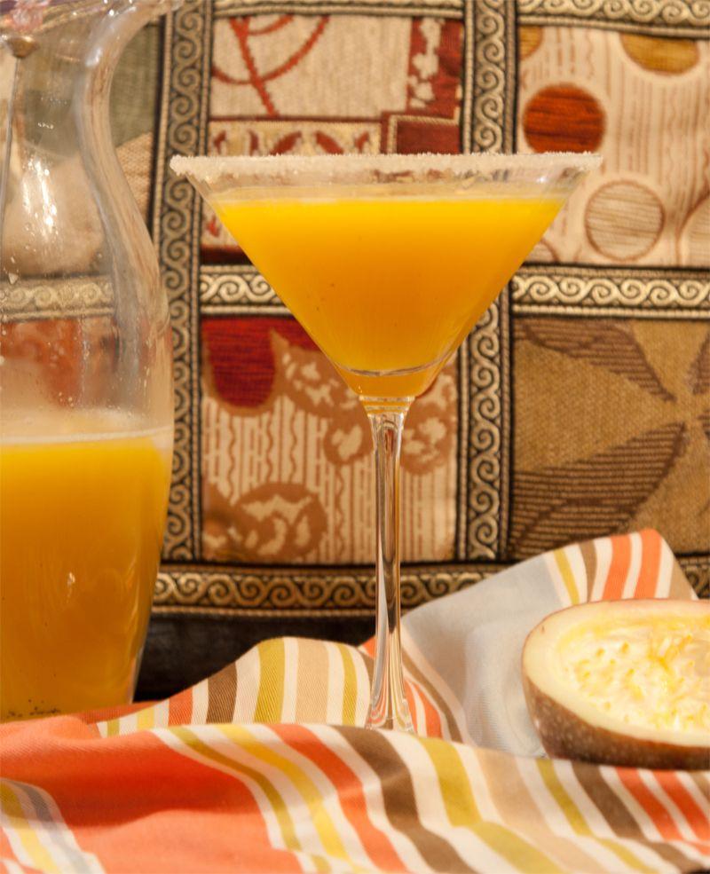 Como Hacer Margaritas De Maracuyá Recetas De Bebidas En Sazon Online Maracuya Como Preparar Margaritas Margarita Receta