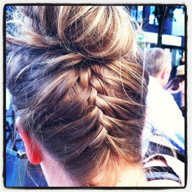 braided sister