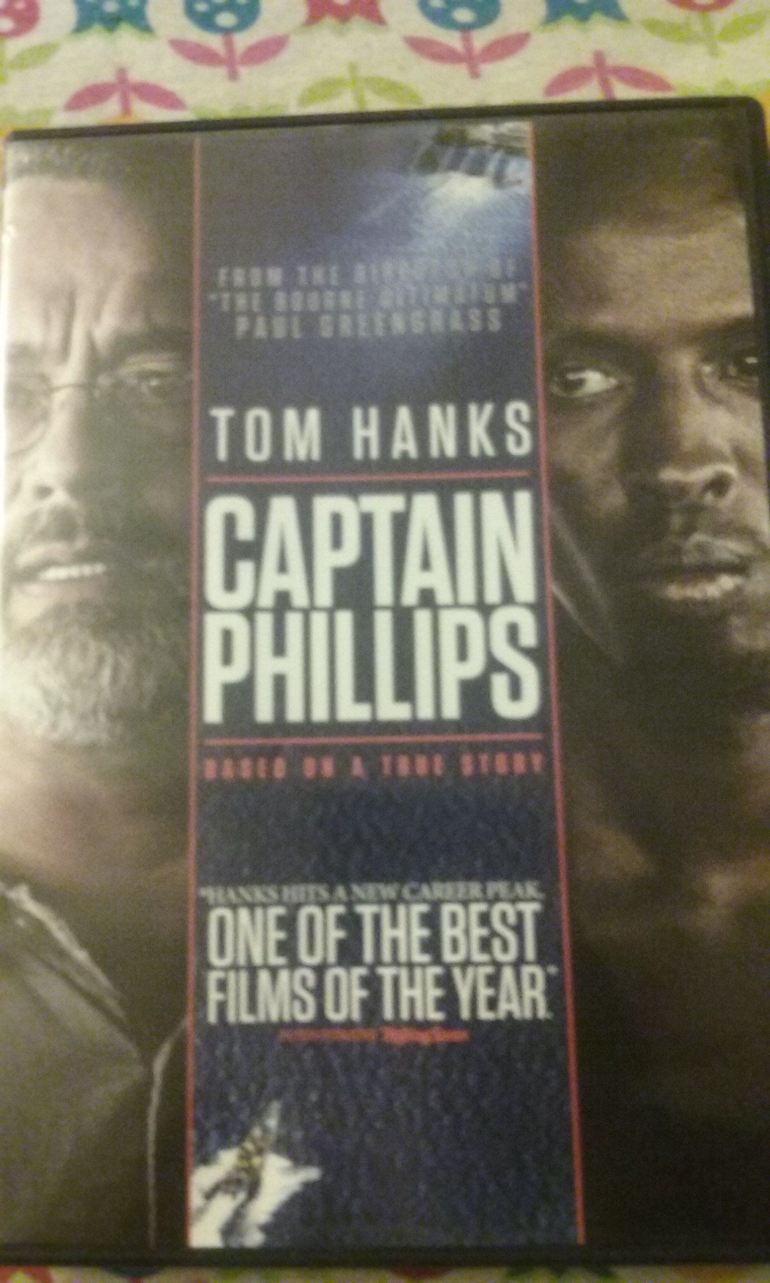 Movie Review of Captain Phillips (2013) in 2020 Movies