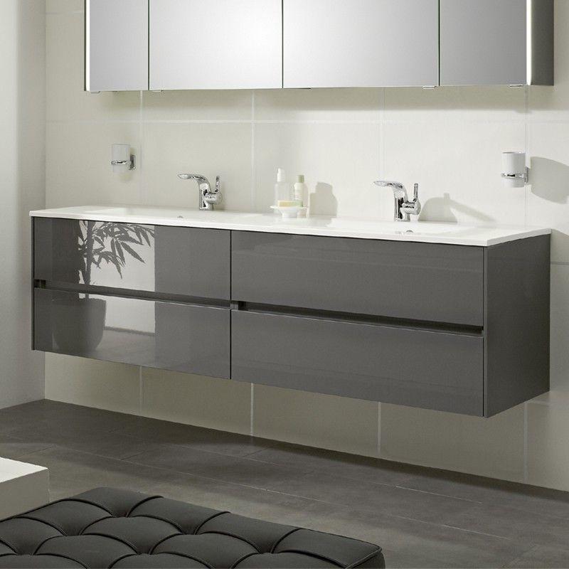 Pelipal Solitaire 6010 Waschtischunterschrank 6010 Wtusl 09 Waschtischunterschrank Schminktisch Badezimmereinrichtung