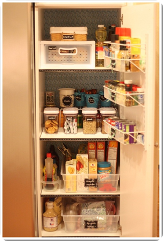 no more wire shelves a pantry redo deep pantry organization small pantry organization on kitchen organization no pantry id=95512