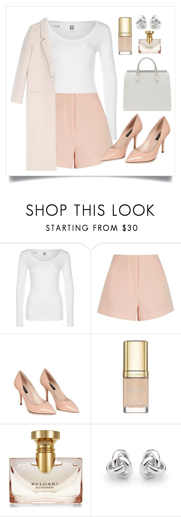 """""""#531"""" by krisstinak ❤ liked on Polyvore featuring G-Star, Finders Keepers, Dolce&Gabbana, Bulgari, Georgini and Acne Studios"""