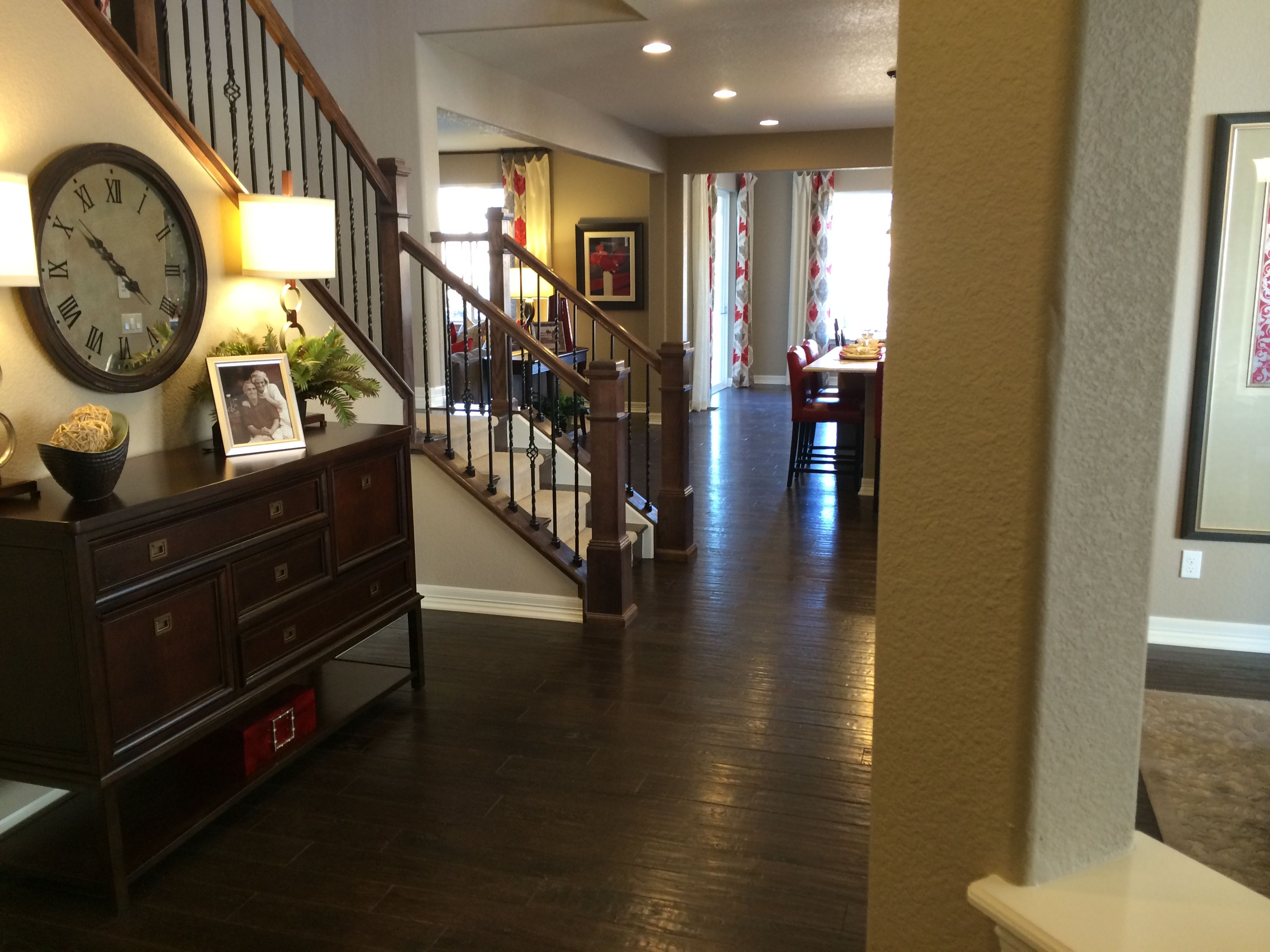 By Richmond American Homes Seth Model New House Ideas Pinterest House Staircases And