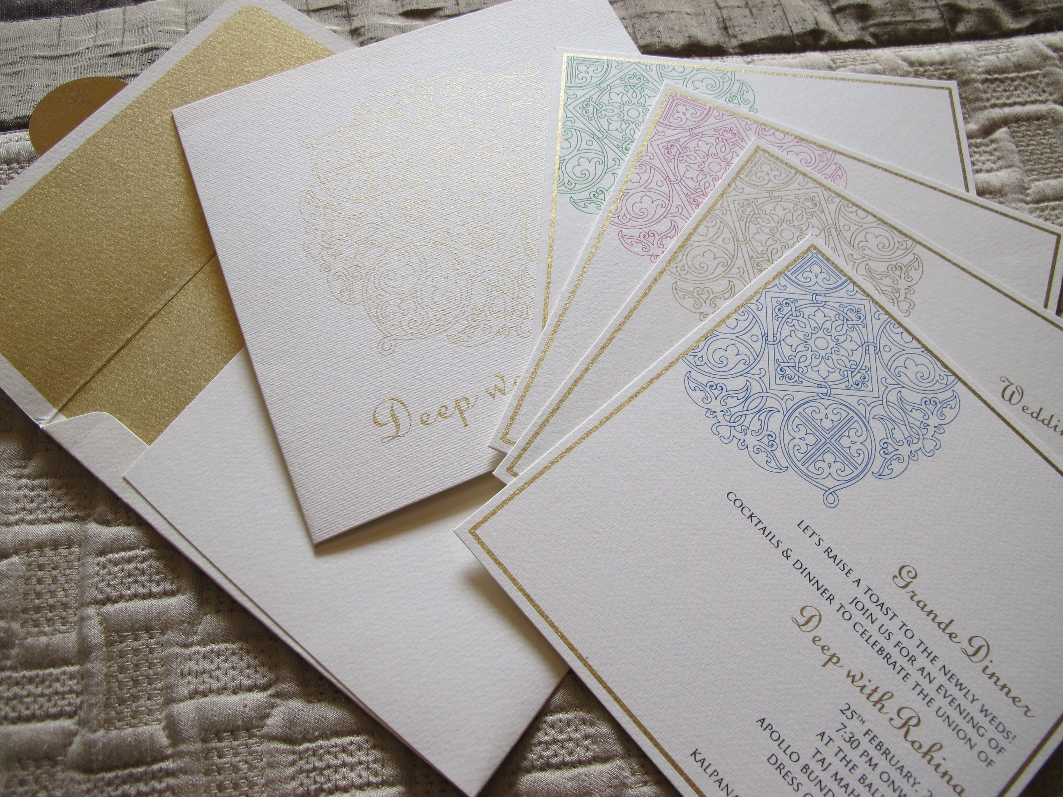 in u003e Indian Wedding Cards Trends 2013