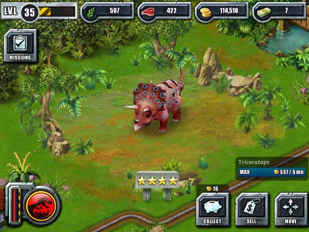 Jurassic World The Game Hack How To Get Unlimited Coins Cash Food