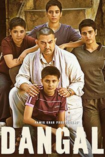 Dangal (2016) Hindi Movie Online in HD - Einthusan Aamir Khan. Sakshi Tanwar. Fatima Sana Shaikh Directe… | Dangal movie. Dangal movie download ...